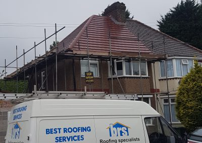 roof tiling wolverhampton