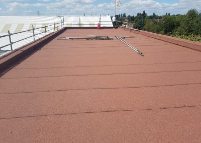 commercial roofing wolverhampton