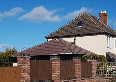 roof in wednesfield